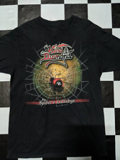 Rare King Diamond Men Black Tee Concert T-shirt Size S to 4XL  KL1036