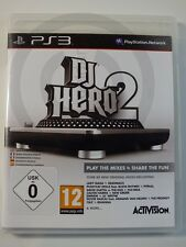 !!! PLAYSTATION ps3 GIOCO DJ HERO 2, usati ma ben!!!