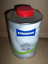 Standocryl  2K VOC Hardener  25-30  1 litre Standox Activator for Clear / Primer