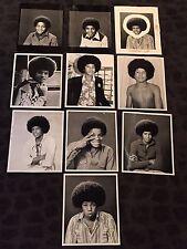 JACKSON 5 Vintage 8X10 PHOTO lot #5 from 16 Magazine Archive-  Tito Marlon