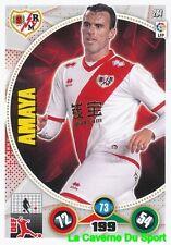 284 ANTONIO AMAYA ESPANA RAYO VALLECANO Wigan CARD ADRENALYN 2015 PANINI
