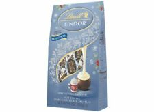 HOT COCOA LINDT LINDOR DARK & WHITE CHOCOLATE (168g Bag) IMPORTED