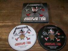 METALLICA DIGIPACK 2 CD PANDEMICA GUNDLACH BUNDSCHU 20 AOUT 2020 EXCELLENT ETAT