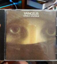 Vangelis - Opera Sauvage  -  MUSIC CD -FREE POST