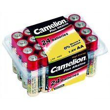 PROMOTION : Box 24 Piles super alcalines CAMELION AA/LR6