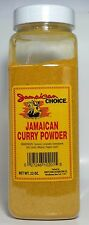 Jamaican Curry Powder by Jamaican Choice - 22 oz