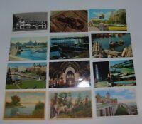Vintage Antique Postcards CANADA Lot of 54 Great Lot!