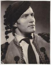 Original um 1930er Schauspieler Karl Klüsner, Großformat, UFA