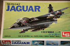 1/144 LS Sepecat Jaguar Anglo-French Attack Aircraft