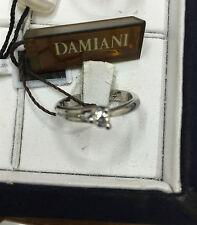 Anello Solitario Damiani tris 20010152 diamante ring WEDDING diamond 0,14 kt
