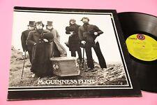 MCGUINNESS FLINT LP ORIG USA 1970 NM !!!!! GATEFOLD TEXTURED COVER TOOOPOPPP