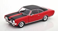 1:24 White Box Opel Commodore A  GS/E red/black