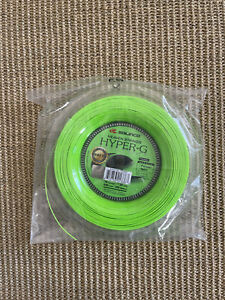 Solinco Hyper G 16 SOFT 200m Tennis String Reel NEW UNUSED FREE SHIPPING