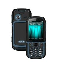 Telstra Tough 3 - ZTE T55 (Unlocked) IP67 Waterproof, Rugged 3G Bluetick Phone
