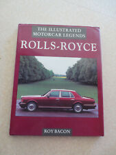 Rolls Royce by Roy Bacon history book