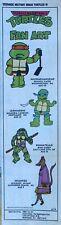 Teenage Mutant Ninja Turtles - full color Sunday comic page - December 13, 1992