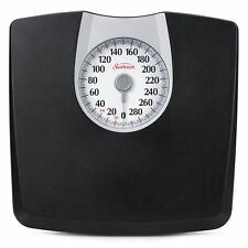 Bathroom Weight Scale Oversized Easy Read Health Fitness Weight Monitor 330 lbs.