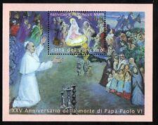 VATICANO 2003 FOGLIETTO NATALE CHRISTMAS  VATICAN SHEETLET  MNH **