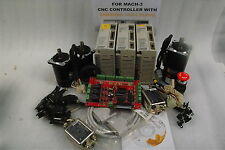 SAMSUNG 200W SERVO PACK,DRIVER MOTOR 3-AXIS CNC,ROUTER WORKING #3 FREE SHIP