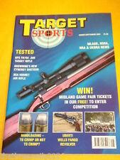 TARGET SPORTS - UBERTI WELLS FARGO REVOLVER - AUG 2004