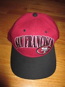 Vintage Starter SAN FRANCISCO 49ers PRO-LINE (Adjustable Snap Back) Cap