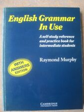 English in Use paperback self study and reference practice book