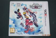 Kingdom Hearts 3D Dream Drop Distance Nintendo 3DS UK Game With AR Cards