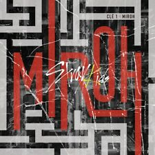 Stray Kids- Cle 1 Miroh Limited Album CD Photobook QR Card Post Tracking Num