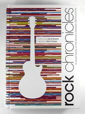 ROCK CHRONICLES A Visual History of the World's Greatest 250 Rock Acts  HARDBACK