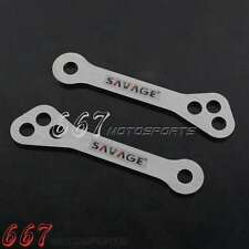 Motorcycle Lowering Link Kit Rod Rear Cushion Lever For Suzuki GSR 750 GSX-S 750