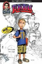 Andy: The Rise of David book 1 - Bible comic book - new