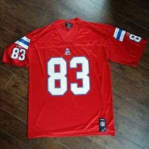 New England Patriots Wes Welker #83 Jersey Size Large