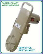 PORTABLE SMALL HAND WASHING MACHINE NOT AUTOMATIC ANY USE FAMILY,ELECTRONIC 579