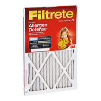 3M Filtrete 14x20x1 Micro Allergen Reduction Air Filter