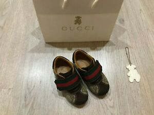 Gucci baby sneakers size EUR 22 (US 6, UK 5.5)