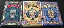 3 Deck set of Dia de los Muertos playing cards. USPCC