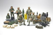 Tamiya 1/35 US Modern Elite Infantry w/Accessory Limited TAM89772