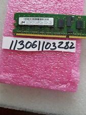 2GB DDR2 PC PC2 PC2-6400P 800MHZ 800 6400P 240PIN DIMM ECC-REG RDIMM 1RX4  256X4