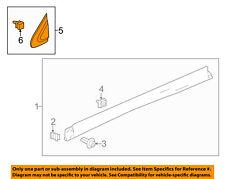 HONDA OEM 12-16 CR-V Exterior-Pillar Molding Right 75490T0A003