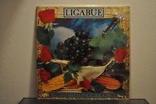 LIGABUE - Lambrusco Coltelli Rose & Pop Corn LP 1991 Italia WEA 9031 75269-1