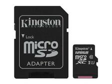 Kingston 128GB microSD Extended Capacity microSDXC Model : SDC10G2/128GB