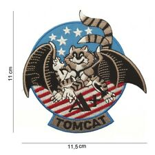 US Army Tomcatter Wildcat A+ Felix The Cat USA Flag Stars Holding Patch Écusson