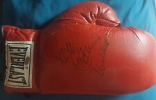 "RARE! ""World Champion"" Kathy ""Wild Cat"" Collins Signed Everlast Glove PAAS COA"