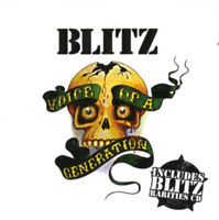Blitz : Voice of a Generation CD 2 discs (2016) ***NEW*** FREE Shipping, Save £s