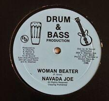 "Navada Joe /  Frankie Jones  &  Singy Singy (Drum & Bass 12"") Reggae"