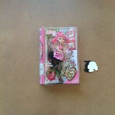 EVER AFTER HIGH Rebel C.A. CUPID Doll And Accessories Mattel 2013 NIB