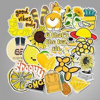 Cute Vinyl Laptop Luggage Decals Girls Sticker Decor Skateboard Stickers 50Pcs