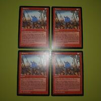 Aleatory x4 Mirage 4x Playset Magic the Gathering MTG