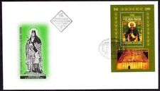 Bf2- Bulgaria 1996 FDC, Saint John of Rila, Service to poor, Health, Food