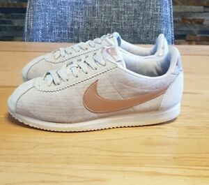 Womens Nike Classic Cortez Leather Lux Trainers Size UK 6